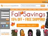 Browse Backpacks Superstore