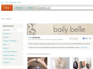 Shop at bailybelle.etsy.com