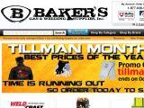 Browse Baker's Gas & Welding Supplies