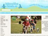 Browse Balance Bikes Canada