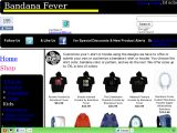 Browse Bandana Fever Fashions