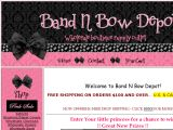 Browse Band N' Bow Depot