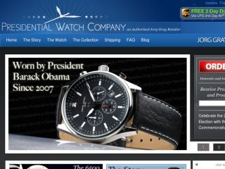 Shop at barackswatch.com