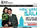 Barbershopwindow.com Coupon Codes