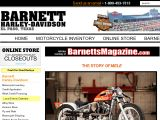 Browse Barnett Harley-Davidson