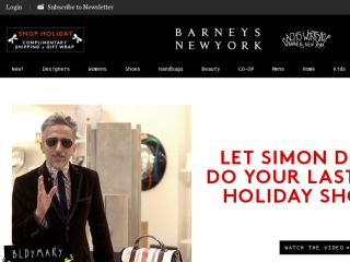 Shop at barneys.com