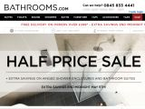 Bathrooms.com Coupon Codes