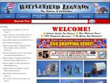 Browse Battlefield Legends Toy Soldiers