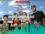 Browse Bayou City Art Festival - Houston, TX Artist Festival in Memorial Park...