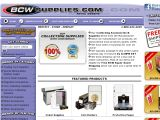Browse Bcw Supplies
