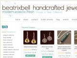 Browse Beatrixbell Handcrafted Jewelry