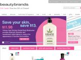 Browse Beauty Brands