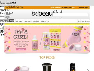 Shop at bebeautiful.com