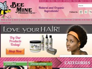 Shop at beemineproducts.com