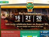 Welcome to the Beer FestivalFestival of Beers Coupon Codes