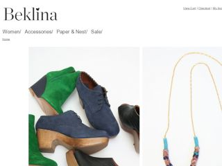 Shop at beklina.com