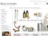 Browse Bella Floria Organics