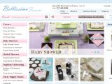 Browse Bellissimo Favors