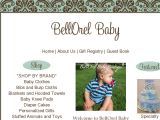 Browse Bellorel Baby Boutique