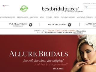 Shop at bestbridalprices.com