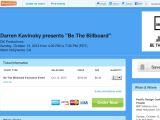 Bethebillboard.eventbrite.com Coupon Codes