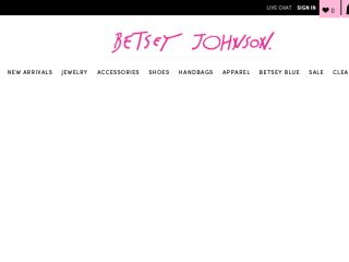 Shop at betseyjohnson.com