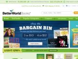 Browse Better World Books