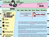 Browse Bettie Page Clothing