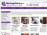 Browse Beverage Factory