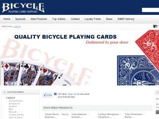 Shop at bicycleplayingcardsupplies.com