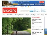 Browse Bicycling Magazine