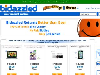 Shop at bidazzled.com