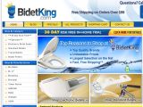 Bidetking.com Coupon Codes