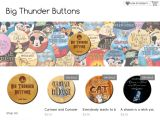 Bigthunderbuttons Coupon Codes