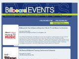 Billboardevents.com Coupon Codes
