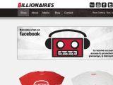 Browse Billionaires Apparel