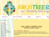 Browse Birch Tree Baby