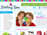 Browse Birthday Room
