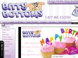 Browse Bitty Bottoms Llc