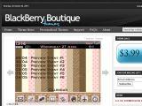 Browse Blackberry Boutique