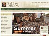 Browse Black Forest Decor