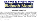 Browse Blessed Moon
