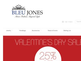Shop at bleujones.com