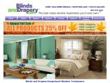 Blindsanddrapery.com Coupon Codes