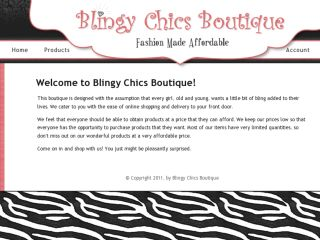 Shop at blingychics.com