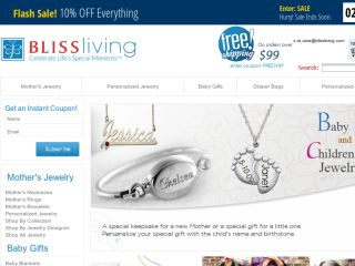 Shop at blissliving.com