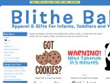 Browse Blithe Baby Apparel & Gifts