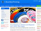 Browse Blue Bee Printing