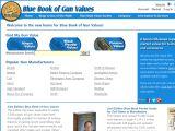Browse Blue Book Of Gun Values