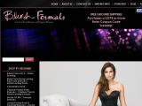 Browse Blush Formals